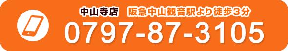 りゅうた整骨院の電話番号は0797-87-3105です